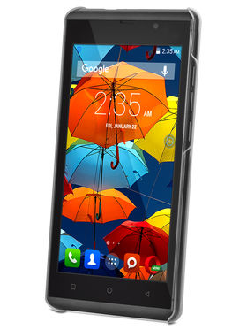 Intex 5 inch 3G Mobile with Gorilla Glass