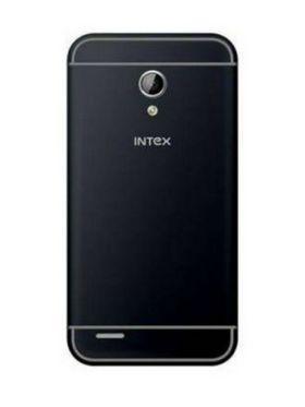 Intex Aqua 3G Star Smart Mobile Phone - Black
