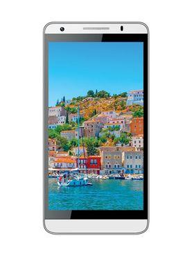 Intex Aqua Star II Smart Mobile Phone - Silver