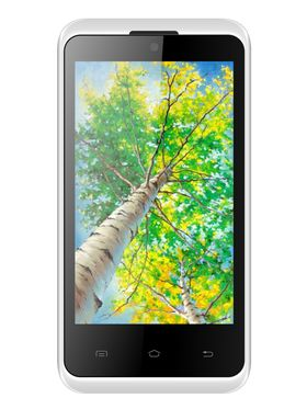 Intex Cloud N4 4 Inch Android kitkat Smartphone - Black