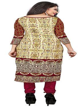 Khushali Fashion Crepe Printed Unstitched Dress Material -KPNDV33010