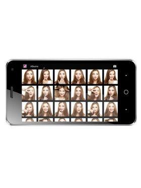 Karbonn Titanium S15 Android Kitkat Quad core Processor 3G Smartphone - Black