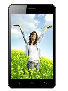 Karbonn Titanium Delight S22 4.5 Inch FWVGA, Quadcore, 3G, Dual Sim Mobile - Steel Grey