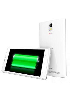 Lava Iris Alfa L Android Lollipop Quad Core Processor 3G Smartphone - White
