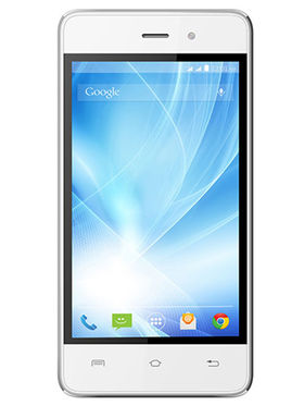Lava Iris Fuel F1 Mini Android Kitkat with 8GB ROM 3G Smartphone - Black