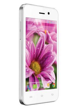 Lava Iris X1 Atom update to Android Lollipop, Quad Core 3G Smartphone - White&Silver