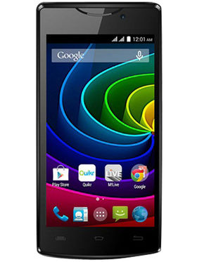 Micromax Bolt D320 Android Kitkat 3G Smartphone - Blue