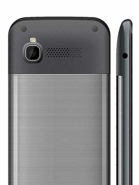 Micromax X2825 Dual Sim Phone - Grey