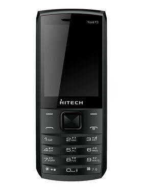 Hitech Yuva Y3 Dual SIM - Graphite