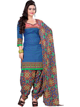 Khushali Fashion Crepe Printed Unstitched Dress Material -NKFPT99012