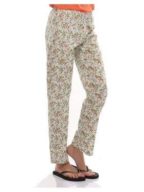 Clovia Cotton Solid Pyjama -NS0431P07