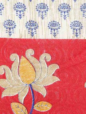 Branded Cotton Bhagalpuri Sarees -Pcsrsd22