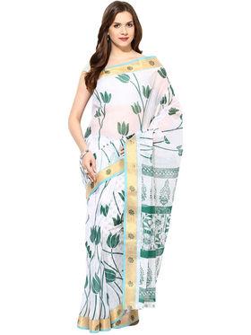 Branded Cotton Gadwal Sarees -Pcsrsd31