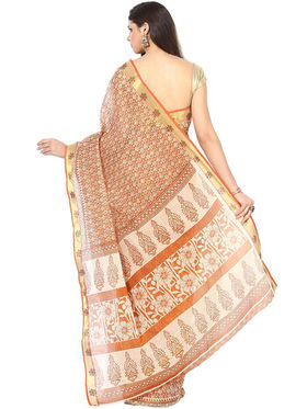 Branded Cotton Gadwal Sarees -Pcsrsd7