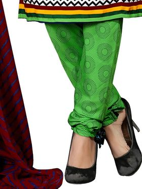 Khushali Fashion Crepe  Printed Unstitched Dress Material -PFCS503