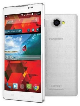 Panasonic P55 Novo Octa Core Processor, Android Kitkat with 1GB RAM & 8GB ROM - Frosty Grey