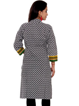 Set of 6 Priya Fashions Sanganeri & Jaipuri Cotton Printed Kurtis - PF101K6