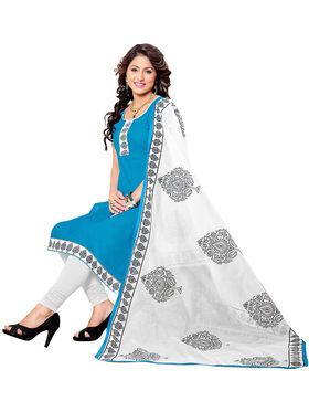 Khushali Fashion Chanderi Self Unstitched Dress Material -SGLAKR713014