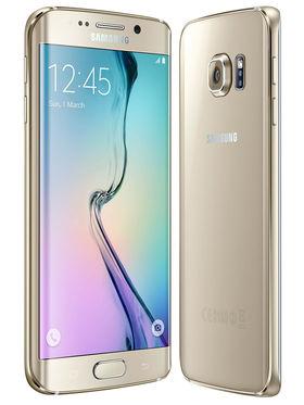 Samsung Galaxy S6 edge+ Android Lollipop,Octa Core Processor with 4GB RAM & 32GB ROM - Gold