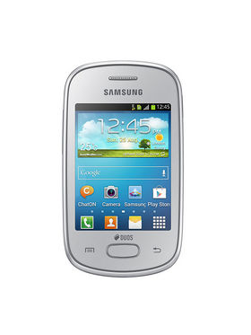 Samsung Galaxy Star GT S5282   Silver available at Naaptol for Rs.4470