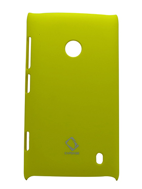 Capdase Back Cover for Nokia LUMIA 520 - Yellow
