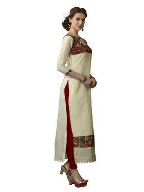 Viva N Diva Chanderi Bhagalpuri Karachi Embroidered Unstitched Suit Suhaani-1012