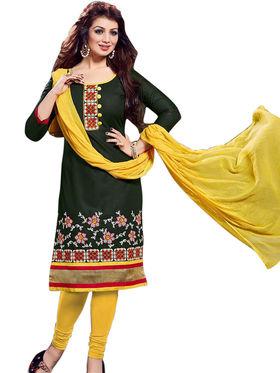 Pack of 3 Thankar Designer  Unstitched -Dress Material-tha03