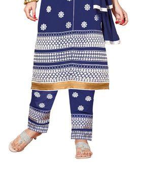 Thankar Semi Stitched  Cotton Embroidery Dress Material Tas280-2306