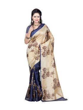 Pack of 2 Thankar Printed Bhagalpuri Saree -Tds137-235.236