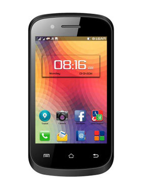 XCCESS WAVE Dual SIM  - Black