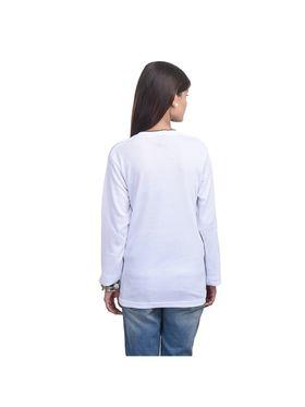 Pack of 4 Eprilla Spun Cotton Plain Full Sleeves Sweaters -eprl59
