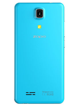 ZOPO ZP331 4.5 Inch IPS Quad Core Android Lollipop 5.1 Smart Phone - Blue