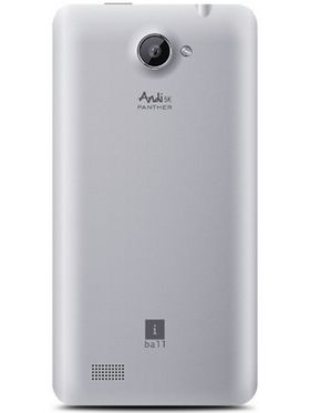 iBall Andi 5K Panther - Milky Silver