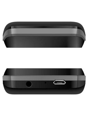 Micromax X805 Dual Sim Phone with Box - Grey