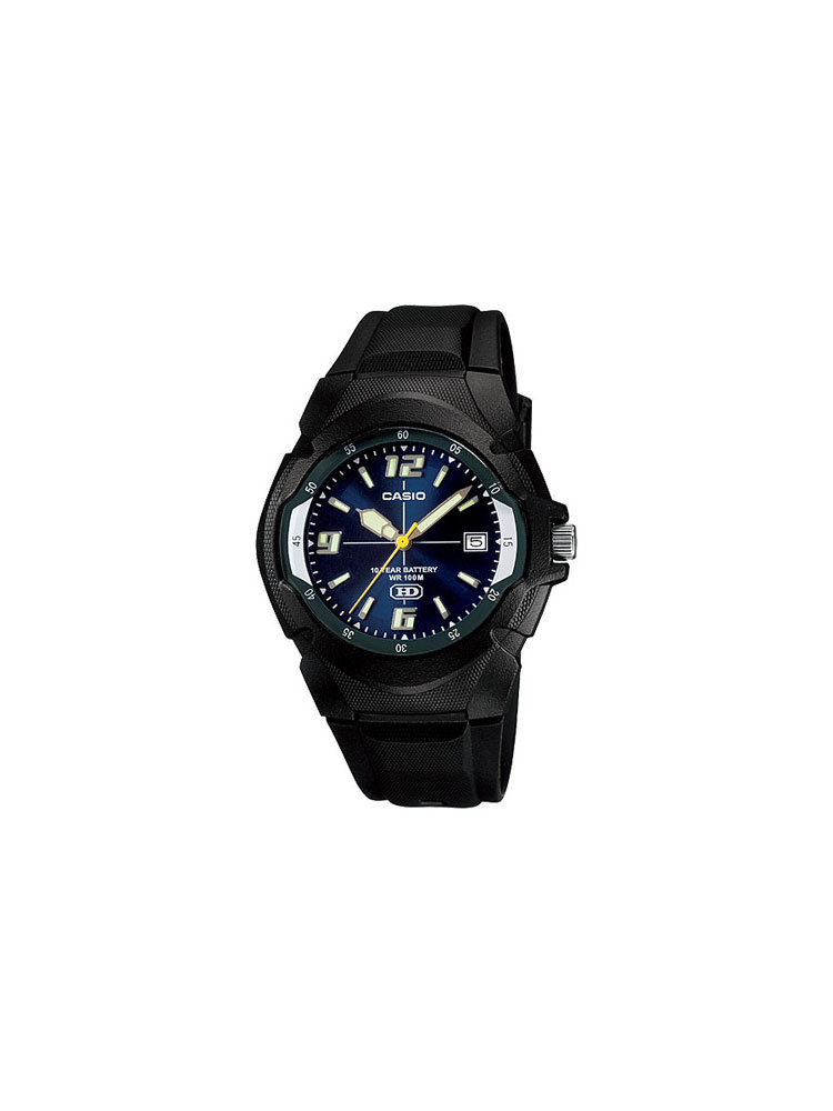Casio Watches In Black Colour