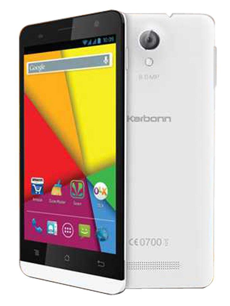 Karbonn Titanium S9 White