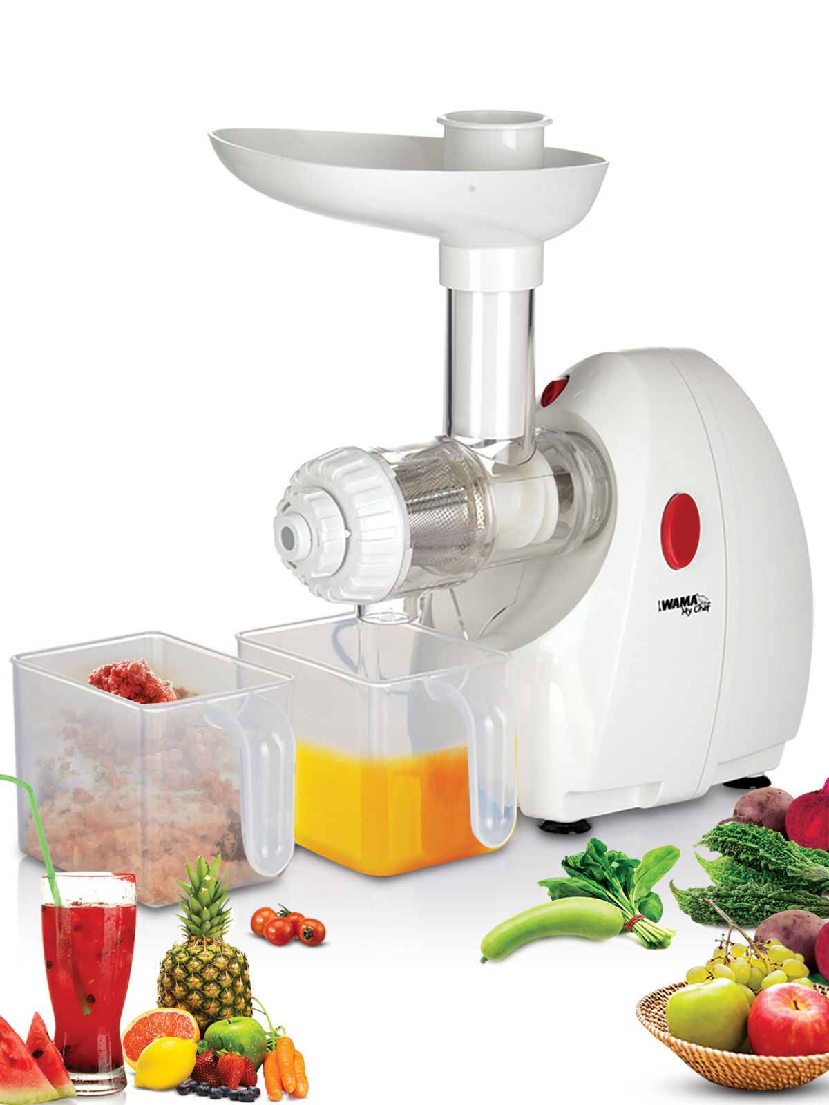 Beetroot Slow Juicer : Buy WAMA Slow Juicer Online at Best Price in India on Naaptol.com