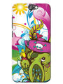 Snooky Digital Print Hard Back Case Cover For HTC One A9 - Black