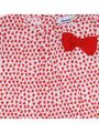 ShopperTree Printed Red Cotton Twin sets -ST-1650_6-12M