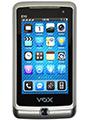 VOX 4 SIM Slider Mobile with TV - E10