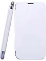 Camphor Flip Cover for Gionee E5 - White