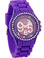 Dezine Wrist Watch for Women - Purple_DZ-LR060-PRP-PRP