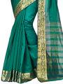 Shonaya Woven Banarasi Art Silk Sarees -Hikbr-Banarsi-5-Rama