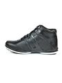 Designer Casual Shoes for Men - Black-3753