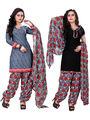 Khushali Fashion Crepe Printed Unstitched Dress Material -NKFSKS65016