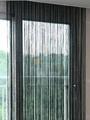 Set of 2 JBG String Curtains - Green