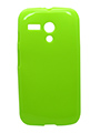Snooky Back Cover for Motorola Moto G - Green