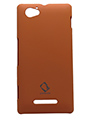 Capdase Back Cover for Sony Xperia M C1904 - Orange