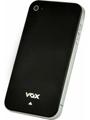VOX Ultra Slim Smart Ephone - Black