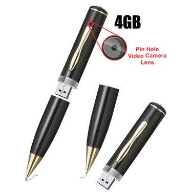 spy pen video camera